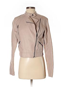 Delia Faux Fur Jacket Size S