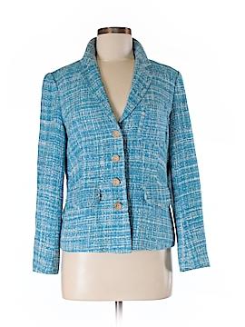 J. McLaughlin Silk Blazer Size 8