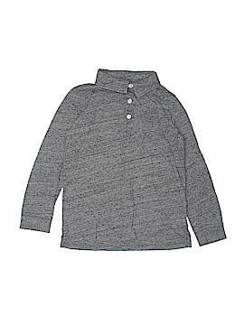 Crewcuts Long Sleeve Polo Size 6-7