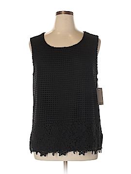 Dex Sleeveless Blouse Size 1X (Plus)