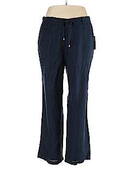 Dex Linen Pants Size 2X (Plus)