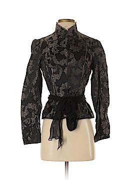 Silk Box Jacket Size 4