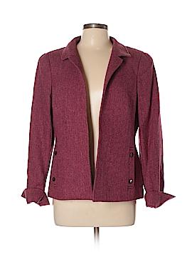 Nina Mclemore Wool Coat Size 10
