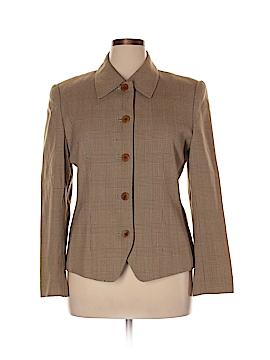 Andrea Viccaro Wool Coat Size 14