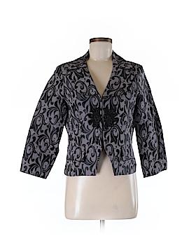 Silk Box Silk Blazer Size 6