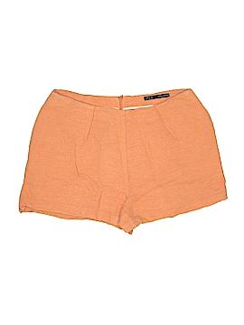 Zara Basic Dressy Shorts Size XL