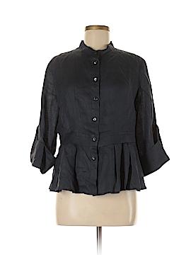 Armani Collezioni 3/4 Sleeve Blouse Size 8