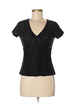 I.N. Studio Short Sleeve Top Size M (Petite)