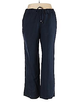 Dex Linen Pants Size 1X (Plus)