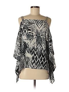 SW3 Bespoke Sleeveless Silk Top Size M