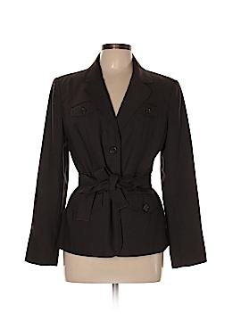 Ann Taylor Factory Wool Blazer Size 10