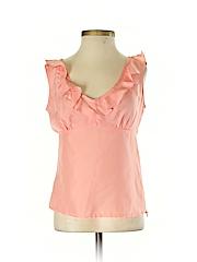 Nanette Lepore Women Sleeveless Silk Top Size 0