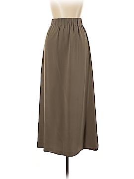 Annie Griffin Silk Skirt Size S
