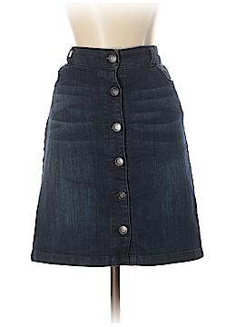 Daisy Fuentes Denim Skirt Size 4