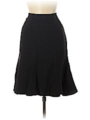 Giorgio Armani Women Silk Skirt Size 44 (IT)