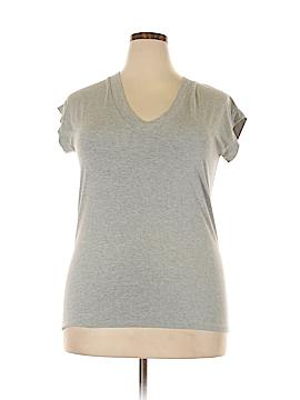 Cynthia Rowley Short Sleeve T-Shirt Size L