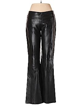 Barami Leather Pants Size 6