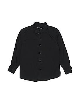 Akademiks Long Sleeve Button-Down Shirt Size 8