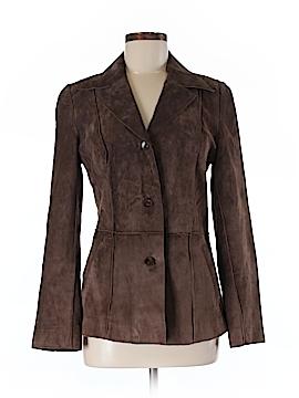 Anonymous John Carlisle Leather Jacket Size M