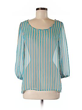 Tinley 3/4 Sleeve Blouse Size M