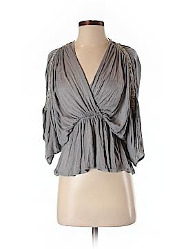 Akiko 3/4 Sleeve Top Size XS