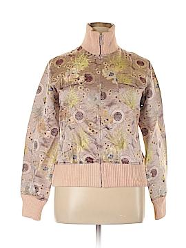 Silk Box Jacket Size 12
