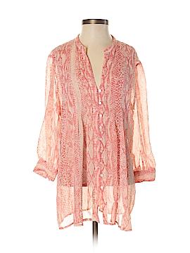 Cynthia Steffe 3/4 Sleeve Blouse Size XS