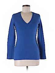 Malika Cashmere Pullover Sweater