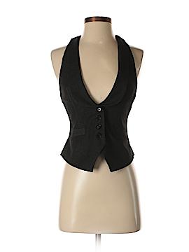Express Design Studio Tuxedo Vest Size 2