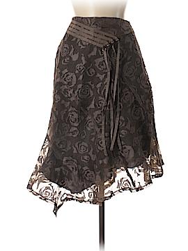 Silk Box Silk Skirt Size 6