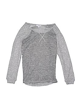 Great Northwest Indigo Pullover Sweater Size S