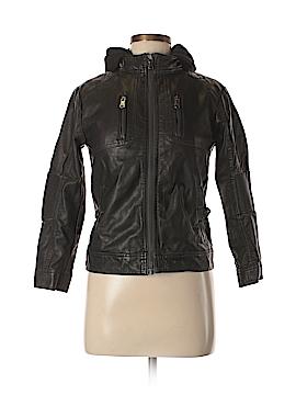 Urban Republic Faux Leather Jacket Size 10