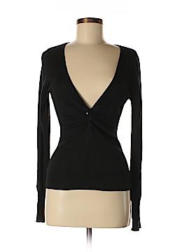 Arden B. Silk Pullover Sweater Size M