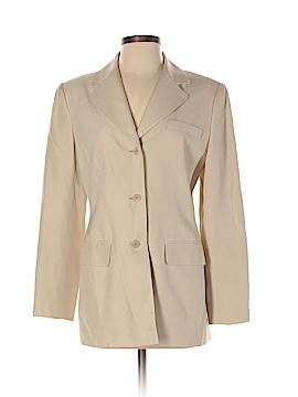 Morgan Taylor Studio Silk Blazer Size 4