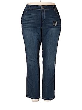 Inc Denim Jeans Size 24W