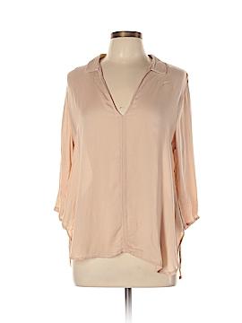 Bella Dahl 3/4 Sleeve Blouse Size L
