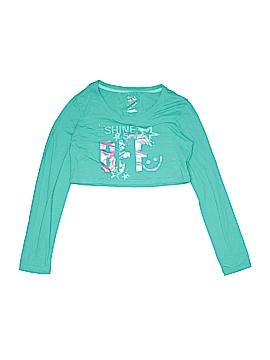 SO Long Sleeve T-Shirt Size 10 - 12