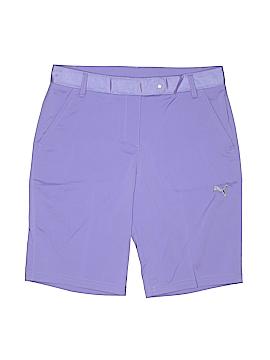 Puma Khaki Shorts Size 4