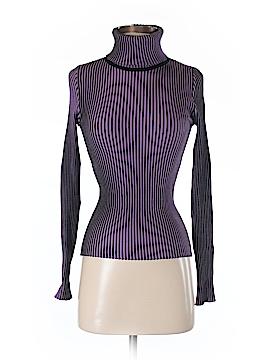 Darjoni Silk Pullover Sweater Size S