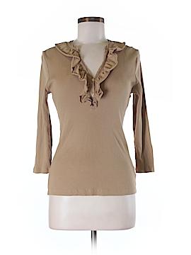 Ralph Lauren 3/4 Sleeve Top Size M