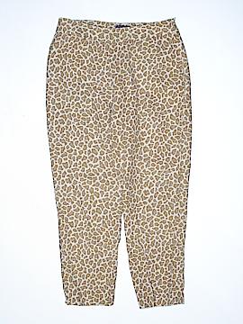 Pendleton Linen Pants Size 6