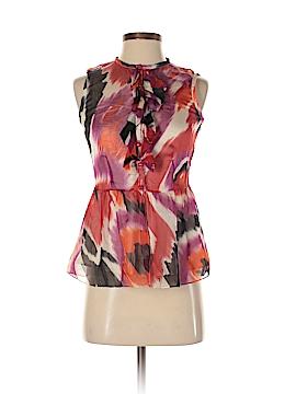 Cynthia Cynthia Steffe Sleeveless Silk Top Size 0