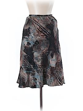 Newport News Silk Skirt Size 6