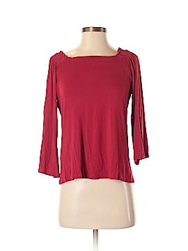 IMAN 3/4 Sleeve Top Size S