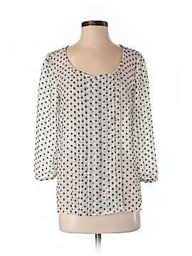 Elle 3/4 Sleeve Blouse Size XS
