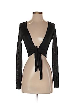 Express Design Studio Silk Cardigan Size S