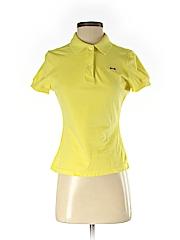 Le Tigre Women Short Sleeve Polo Size S
