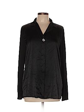 Carole Hochman Long Sleeve Blouse Size L