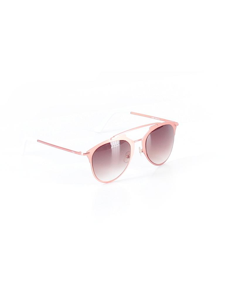 e5a2d3ff2e AQS Solid Pink Sunglasses One Size - 77% off