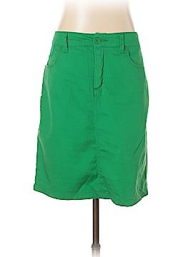 Bandolino Denim Skirt Size S
